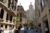 36 historisch straatbeeld van Santiago
