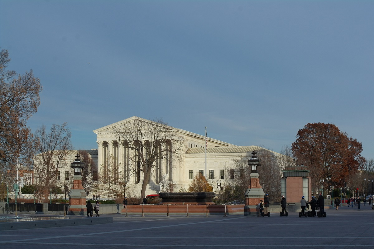 16 Supreme Court of The United States