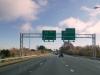11 via de 270 op weg naar Washington DC