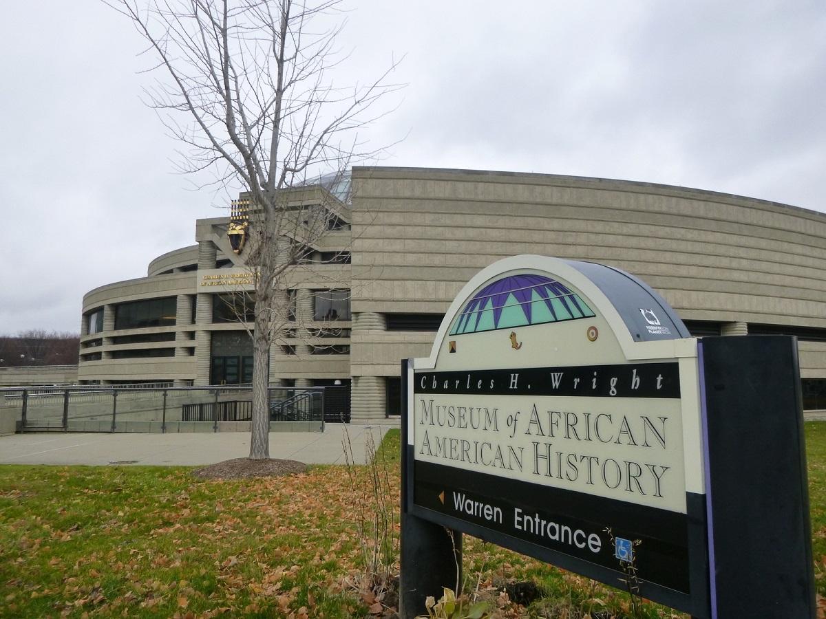 4 bezoek aan Charles H. Wright Museum of African American History