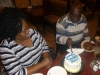 3 1 december, Richmonds verjaardag, 66 jaar! Aansnijden Verjaardagstaart