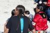 5 publiek veelal mede Indianen groepen vanuit zowel eigen omgeving, de USA als Canada