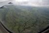 07 Quito vanuit de lucht, we zijn er bijna