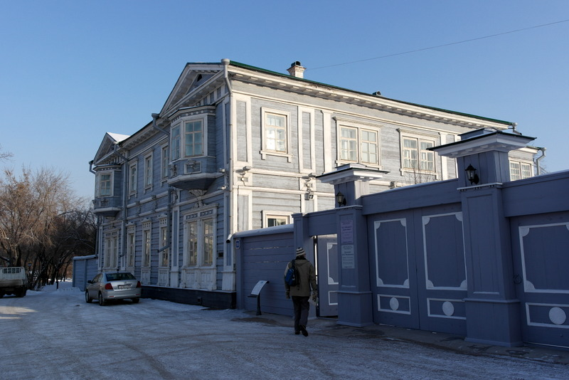 13-the-house-of-the-decembrist-prince-volkonsky-1838-irkutsk