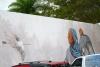 13 muurschildering