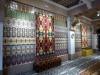 """20 expositie """"More is More"""" - Muren en Lobby met grote patronen omwikkeld door Christie van der Haak"""