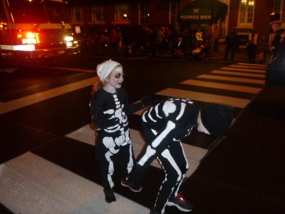 Halloween en speelse decoratie