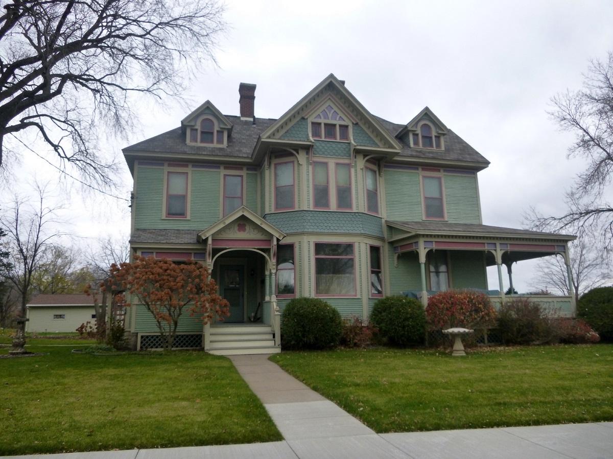 Karakteristieke woning aan de Great River Road - Lake City aan de Mississippi