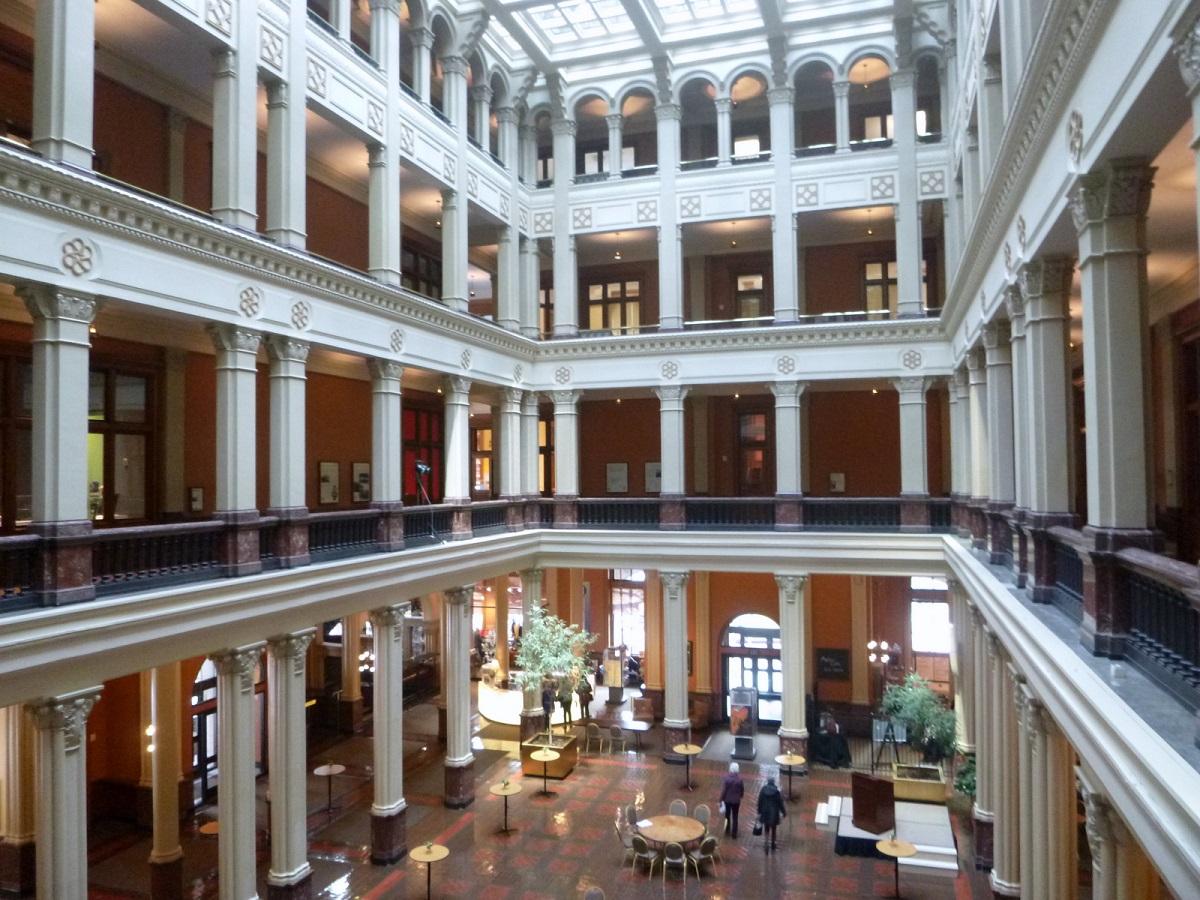 bezoek aan The Schubert Club Museum in het Landmark Center