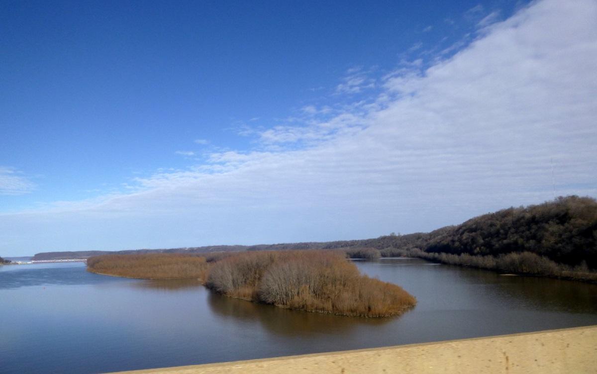 brug over de Mississippi River