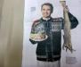 aankondiging Lutefisk Dinner in de plaatselijke krant