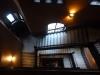 en prachtig trappenhuis in het Landmark Center