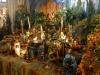 24 uitgebreide verzameling van wie er ter Stalle ging – onderdeel van de Kerststal