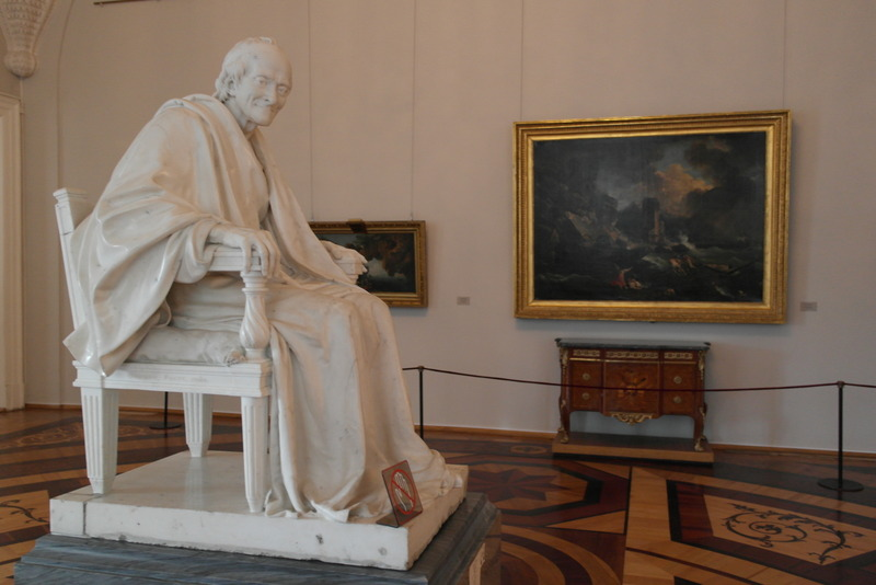 Voltaire 1781