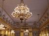 Kroonluchter in de Hermitage