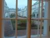 Hermitage binnentuin gezien door