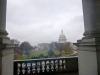 4 uitzicht vanuit het Library of Congress op het US Capitol