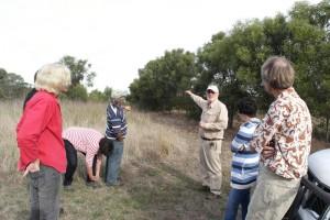 08 Zeven jaar geleden kochten Jim en Lynne 67 hectare grond