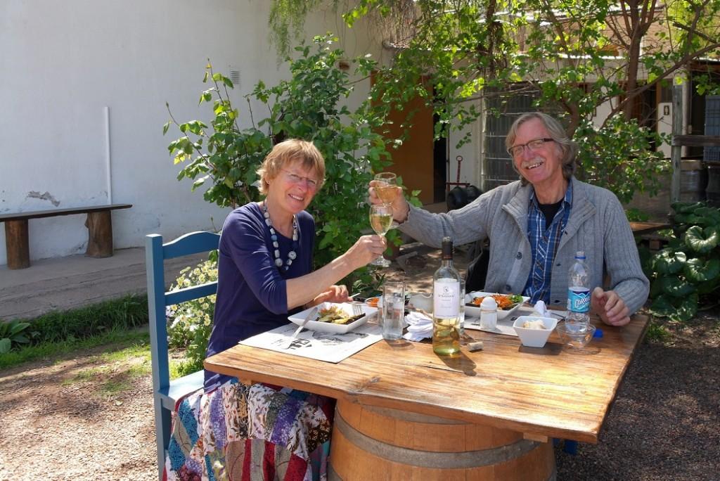 33 een toast op een goede reis