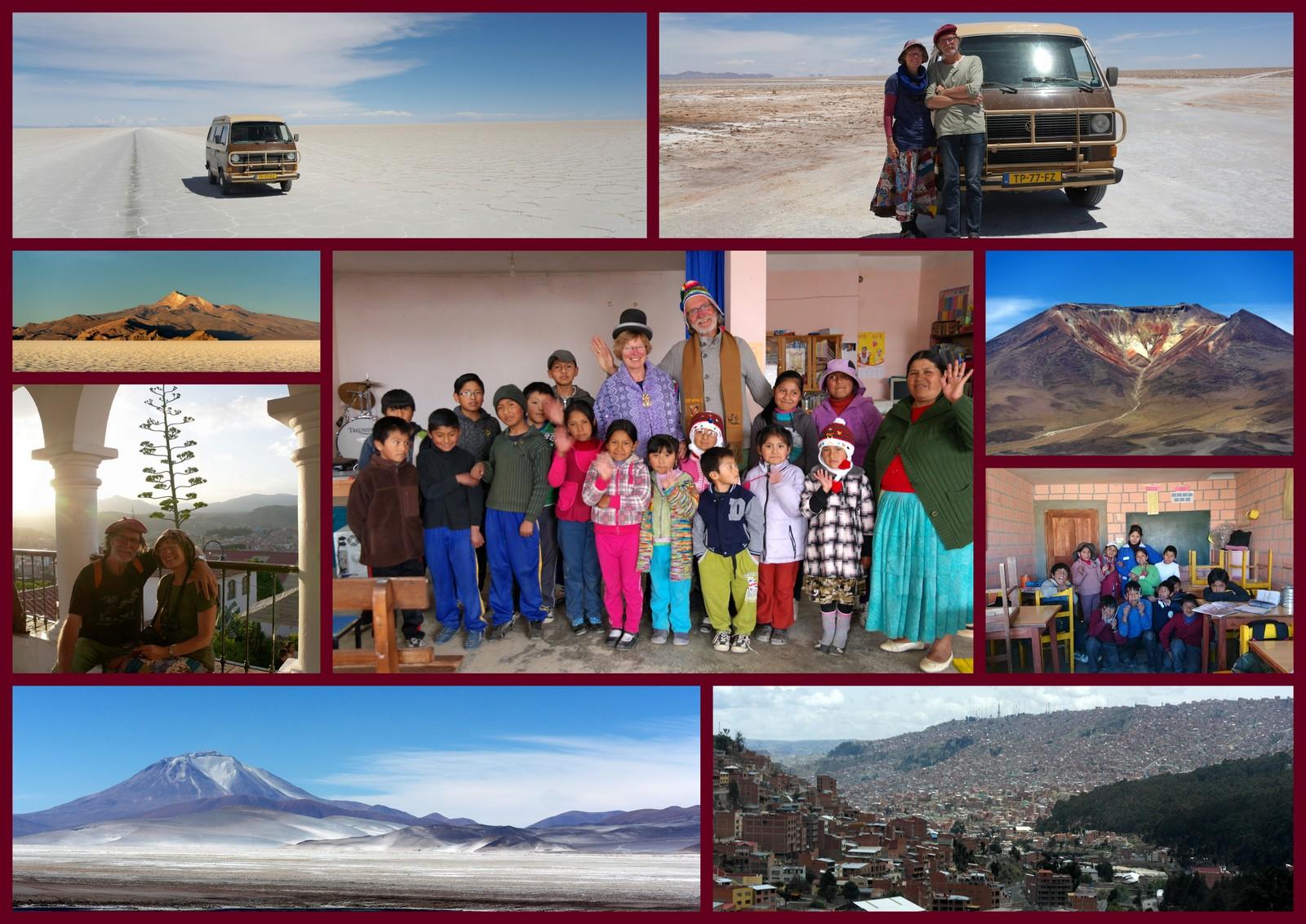 2015-12-19 Kerstkaart en Nieuwjaarsgroet vanuit Irpanani, Senkata, La Paz, Bolivia(1)