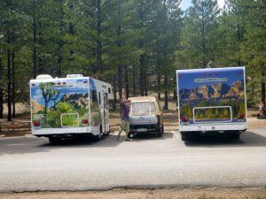 26 rijden door America in één van de kleinste campers ... P1020374