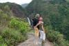 50 Salto de Bordones, waterval van 400 meter hoogte