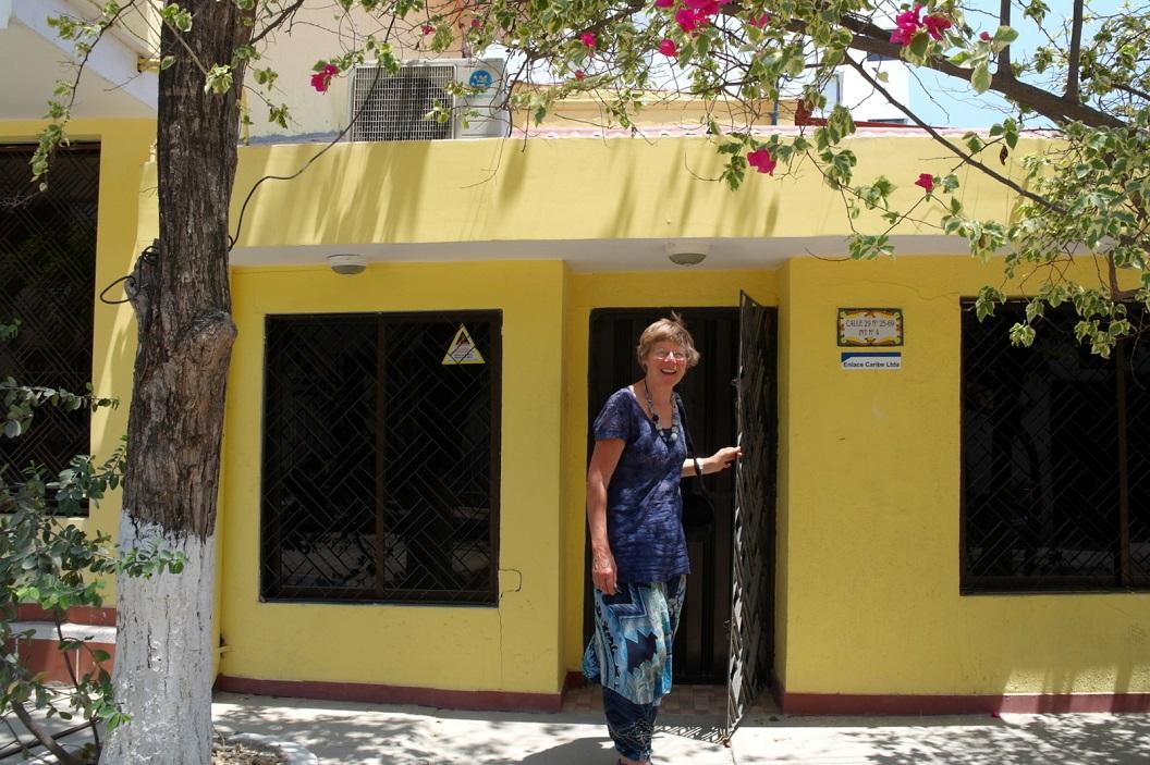 02 de eerste stap gezet voor de verscheping - Kantoor Enlance Caribe Ltda