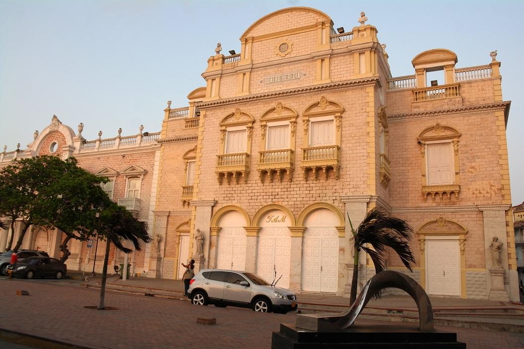 22 Teatro Heredia