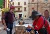 39 kokosnootmelk verkoper op Plaza San Pedro Claver