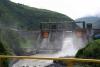 20 Projecto multipropositas Hidroeléctrica Coca-Codo Sinclairop route E30 bij Baños de Agua Santa
