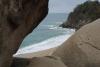 19 witte stranden, rotsachtige kustlijn