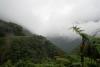 22 boven en in de wolken (hoogt rond de 4000 m), Andes op weg naar San Agustin