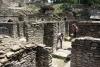 23 het complex van Tonina, door archeologen het ´huis van steen´ genoemd, behoort tot de klassieke Mayacultuur waarvan de bloeitijd tussen de 7de en 9de eeuw