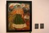 36 zelfportet van Frida Kahlo een van haar belangrijkste persoonlijke werken. Elk object in haar huis vertelt over haar leven, haar fysieke lijden, de vele operaties, corsetten, de krukken