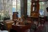 37 de werkkamer, attelier van Frida en Diego. Frida Kahlo een van Latijns Amerika's belangrijkste vrouwelijke schilderes SAM_0554