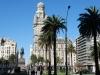 06 Plaza Independencia en Palacio Salvo