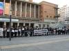 10 Demonstratie in Av 18