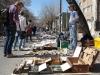 26 wekelijkse zondagse rommelmarkt in Tristan Narvaja