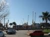 51 Containerschip in de haven van Montevideo, doch nog niet met ons busje
