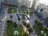 12 op de 11e verdieping terras met uitzicht op Plaza Independencia