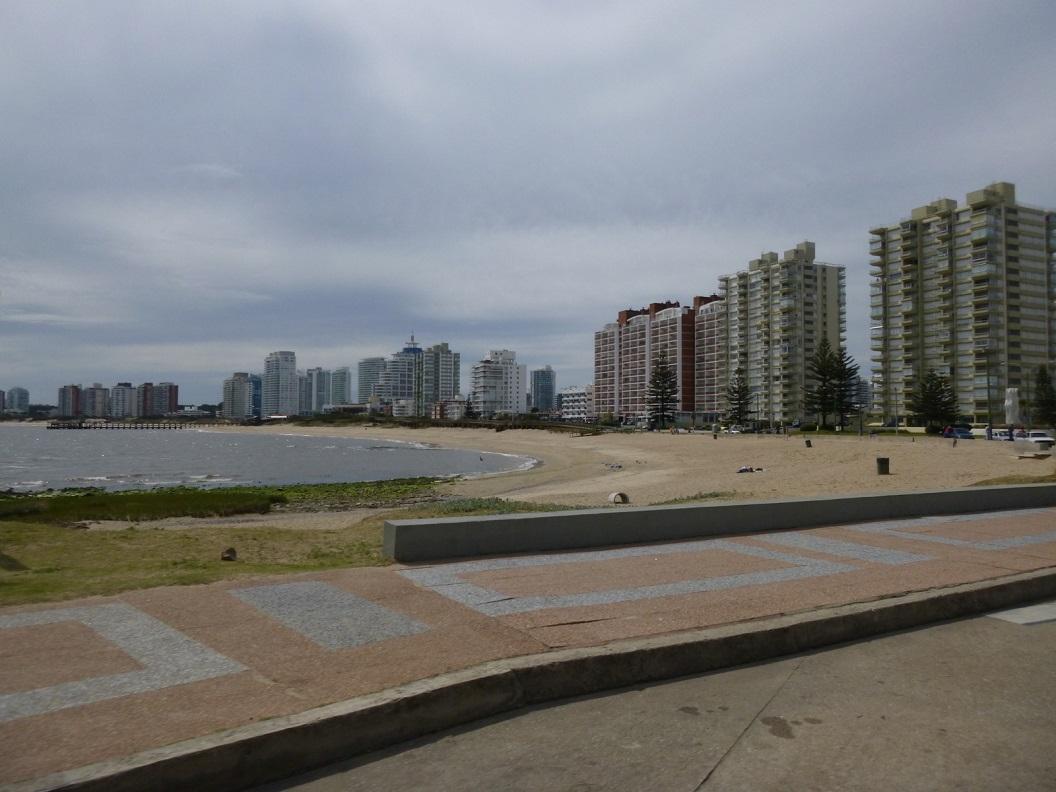 09 in de zomer een geliefd touristengebied met glamorous beaches