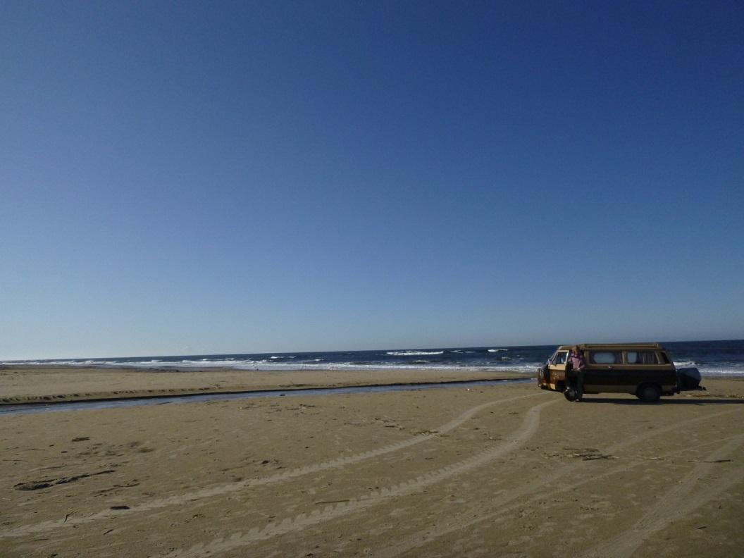 15 op het strand in La Palonia