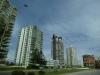 08 Punta del Este, langs de kust vol gebouwd met  luxe apartementen en hotels