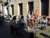 31 Groppa Swing Quinted, straatmuzikanten