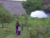 01 Warme bron bij een dam op de route 9 naar district de Jujuy