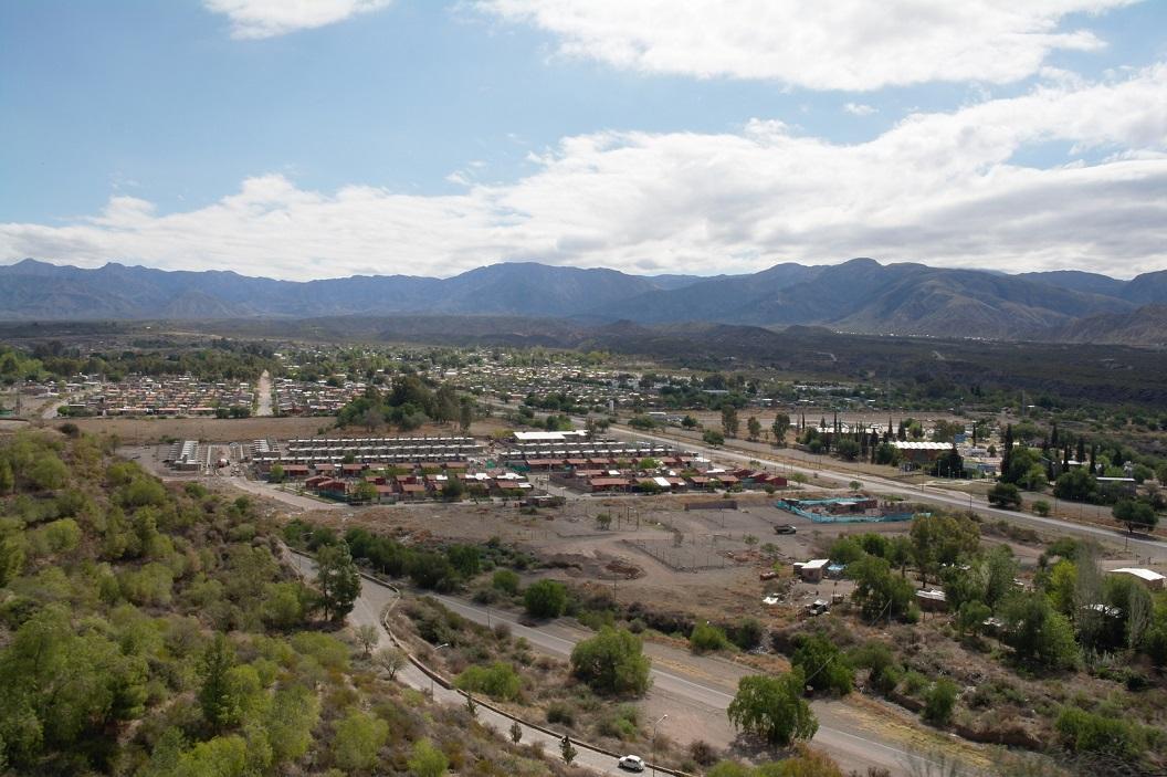 03 Blik op een deel van de stad Mendoza