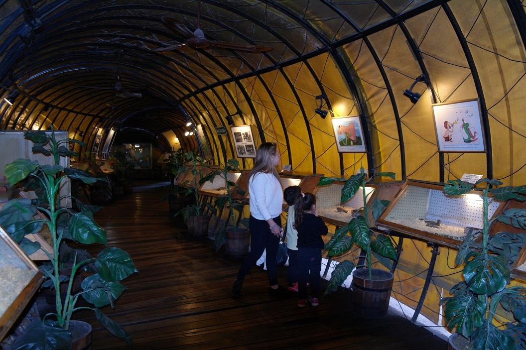 14 bezoek aan Serpentario de Mendoza met vormgeving die je het gevoel kan geven er zelf actief deel van te zijn