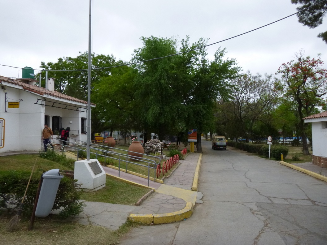 19 Even buiten het centrum, Camping Municipalidad De la Ciudad de Salta