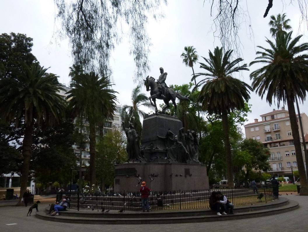 07 Plaza 9 de Julio