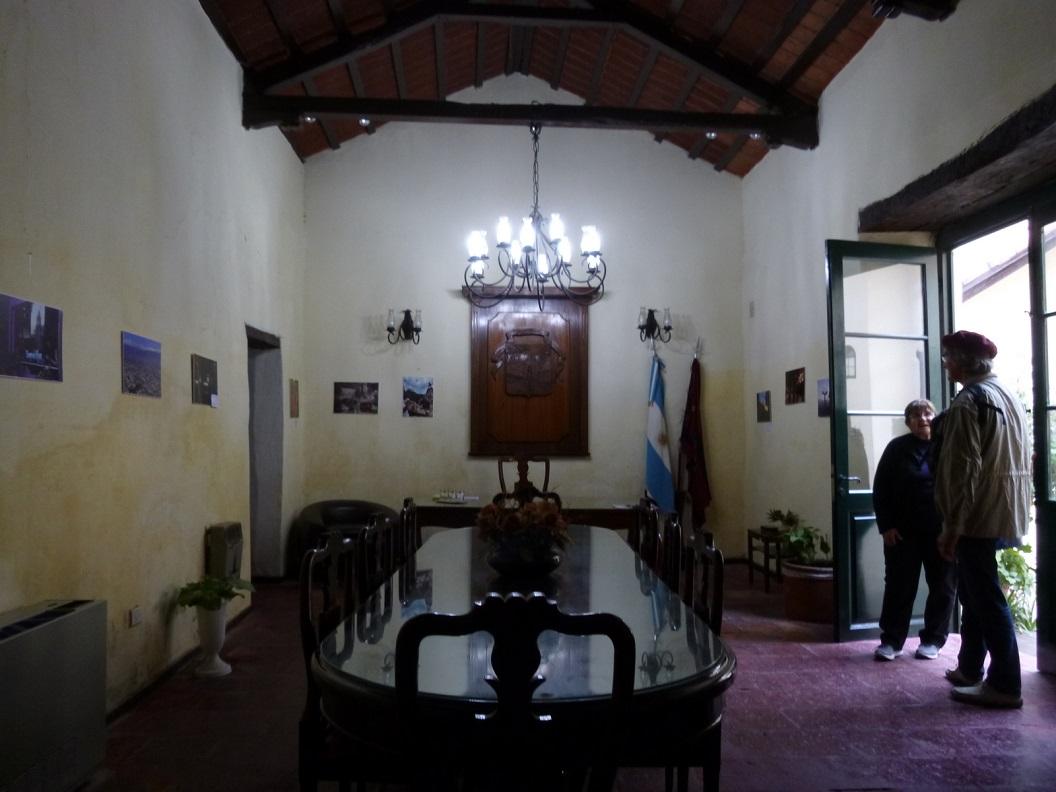 11 interieur van voormalig bestuursambtenaar